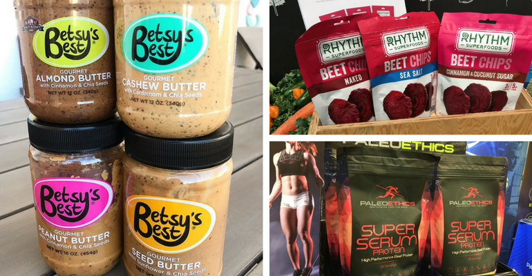 Expo East 2017 flavor and ingredient food trends