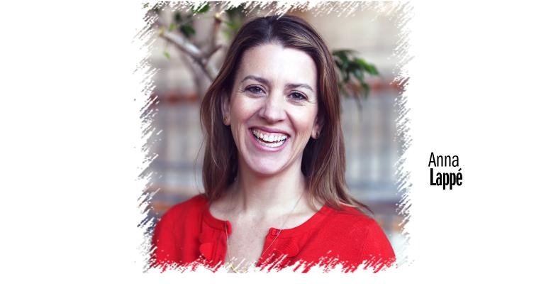 Anna Lappé speaks at Natural Products Expo West on transformative change in the food system