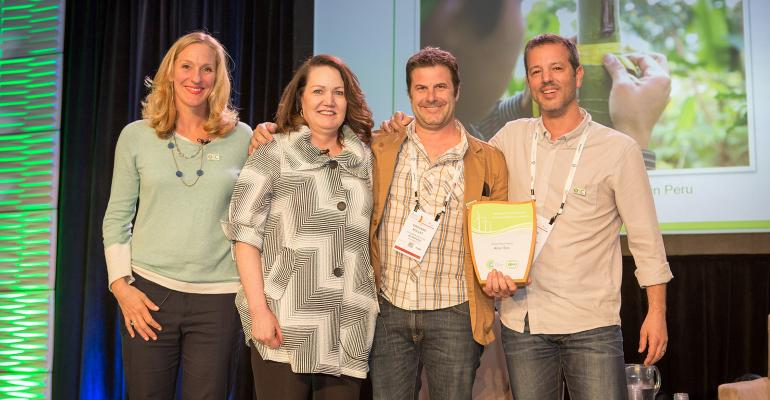 Climate Collaborative awards Expo West 2018