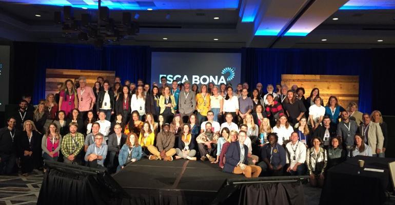 Esca Bona 2018 group photo