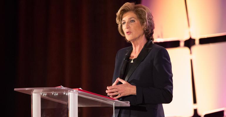 Denise Morrison CEO Campbells