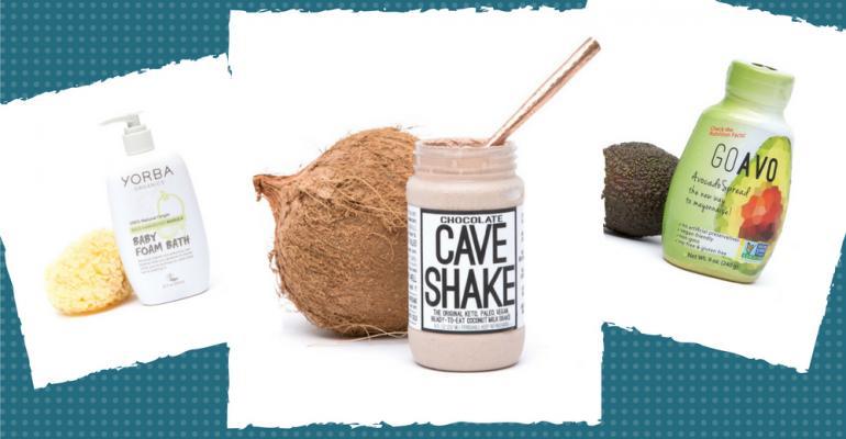 Expo East Editors Picks promo photo with Cake Shake, Go Avo and Yorba