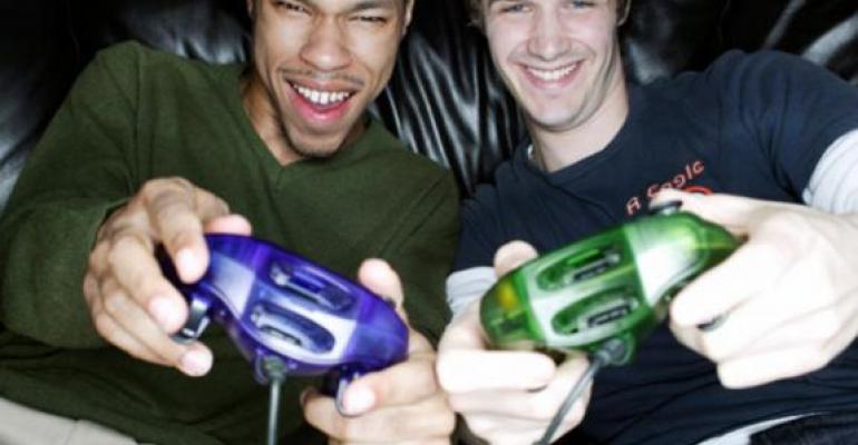 Millenials gaming
