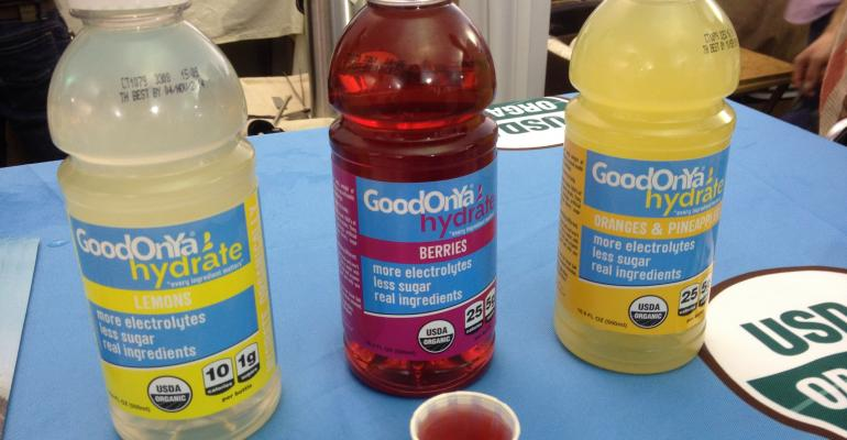 Editor's pick: Cool new beverages from Expo West 2014