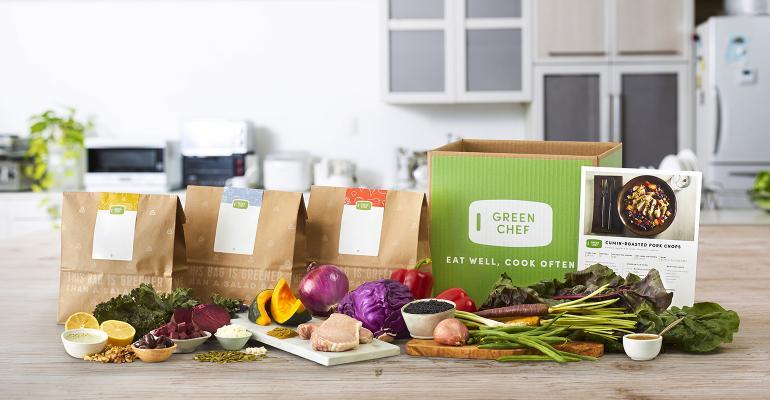 Green Chef Promo