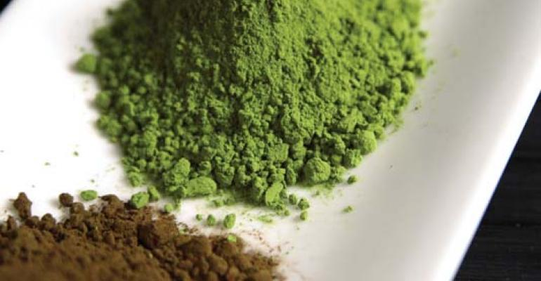 Green foods benefit immunity and energy