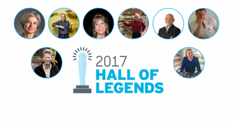 Hall of Legends 2017