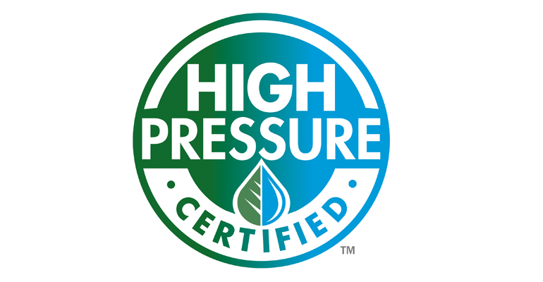 HPP certification seal