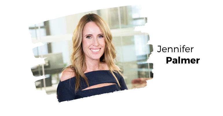 Jennifer Palmer, Gerber Finance