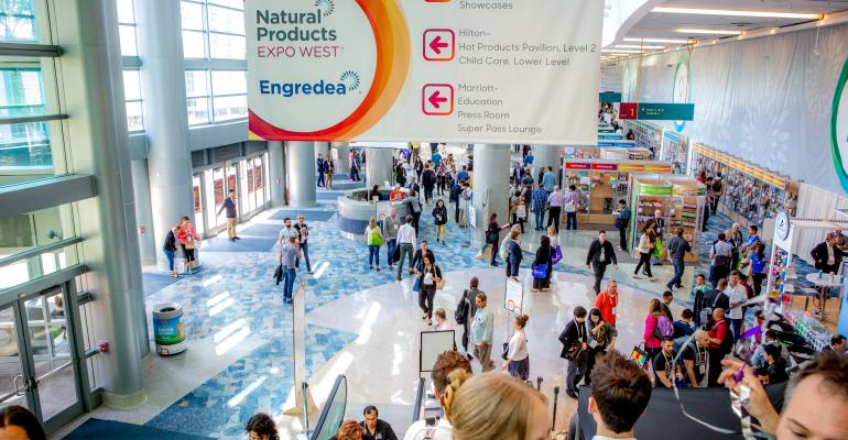 Fun at Natural Products Expo West 2016