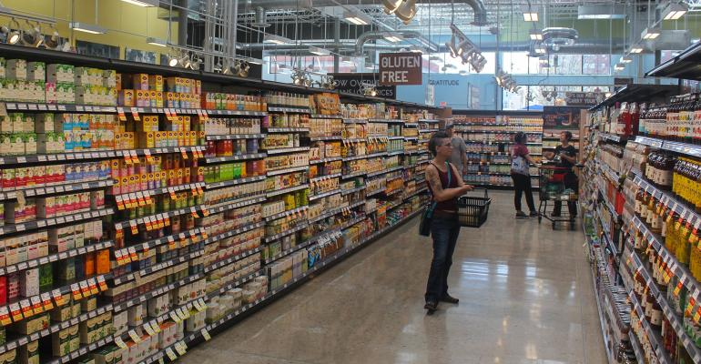 MOM's Organic Market in Baltimore, Maryland
