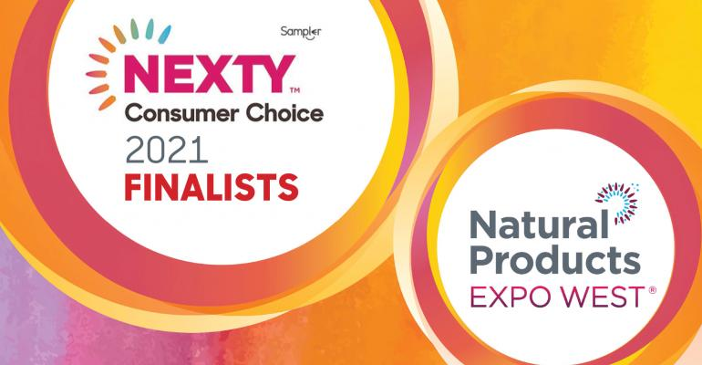 2021 Expo West Consumer Choice Awards