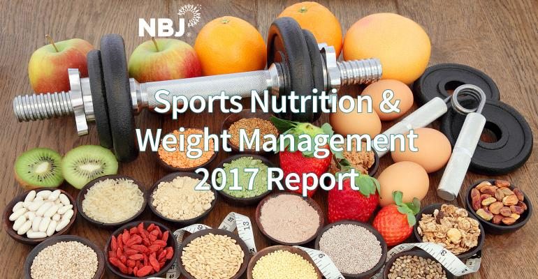 NBJ Sports Nutrition and Weight Management 2017 Report