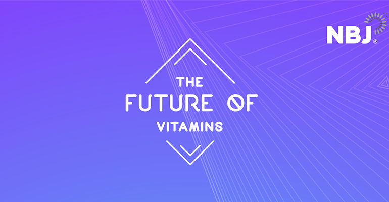 NBJ Supplement Business Report Vitamin Infographic