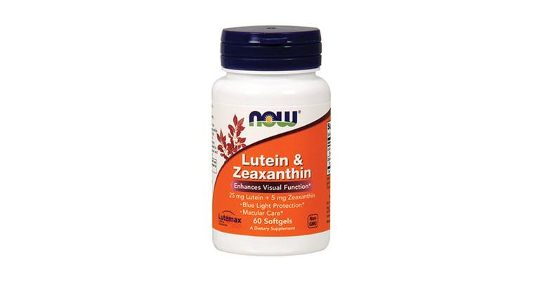 NOW Lutein and Zeaxanthin Softgels