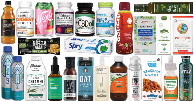 Natural Products Showcase March-April 2019