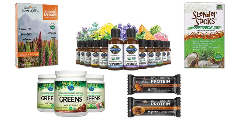 Natural Foods Merchandiser new products showcase