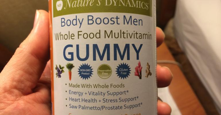 Nature's Dynamics Whole Food Multivitamin