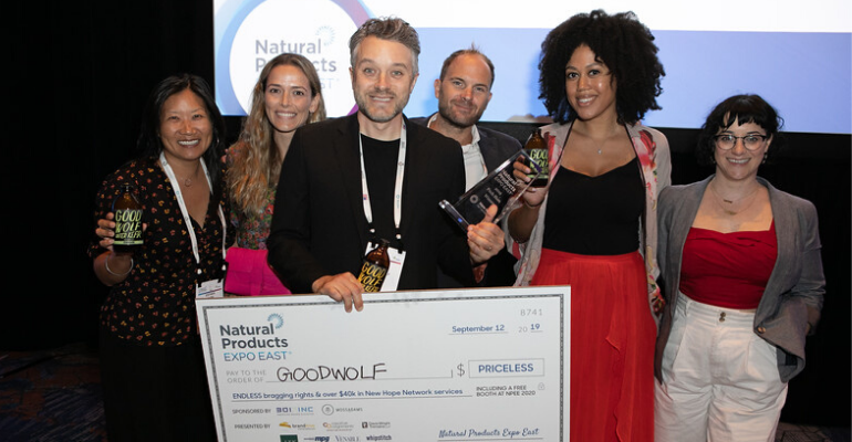 Natural Products Expo Pitch Slam Judges