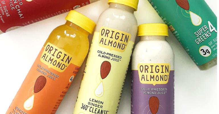 Origin Almond