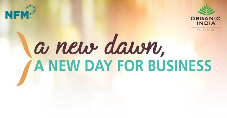 A new dawn, a new day for business