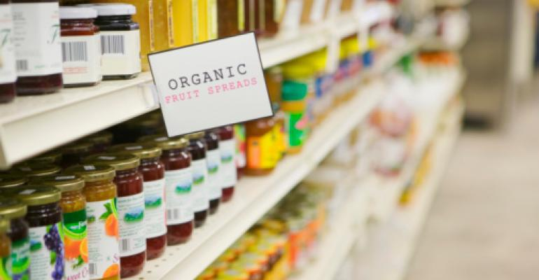 2 Organic products in natural retail have grown 17 percent versus the same time period last year