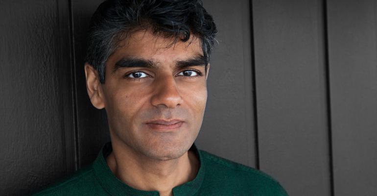 Headshot of Raj Patel