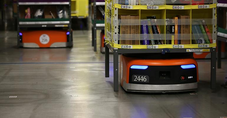 Robots ecommerce online shopping orders