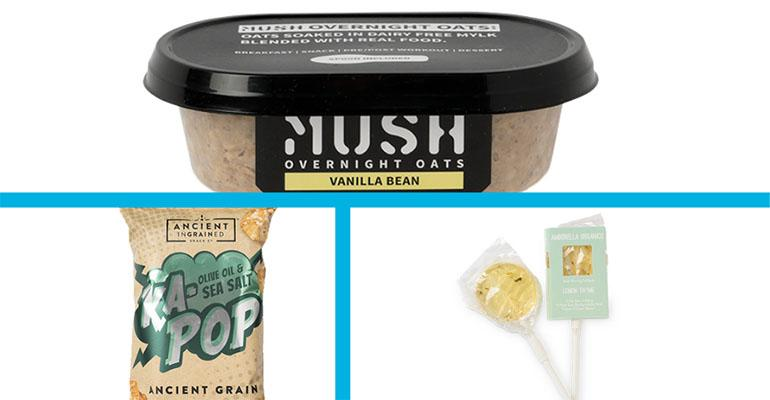 Snack trends EW2019 preview