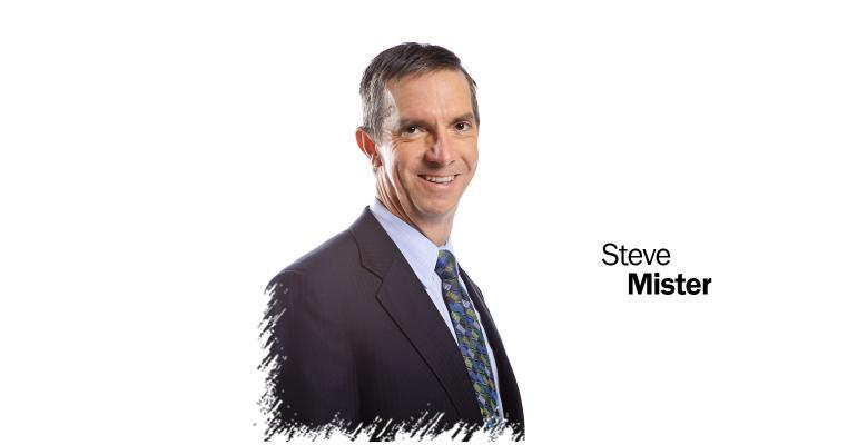 Steve Mister, CRN