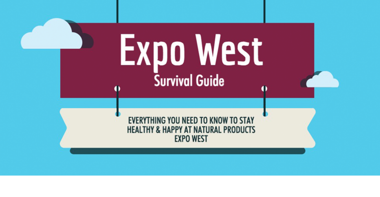 Expo West Survival Guide Promo
