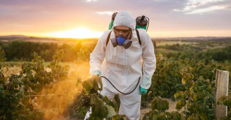 The Organic Center report pesticide exposure