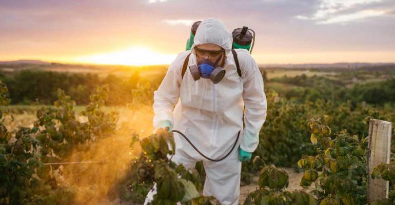 The Organic Center report pesticide exposure