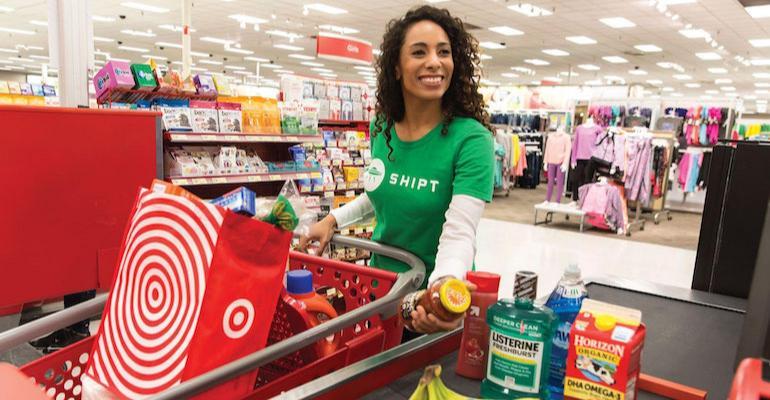 target shipt online grocery personal shopper