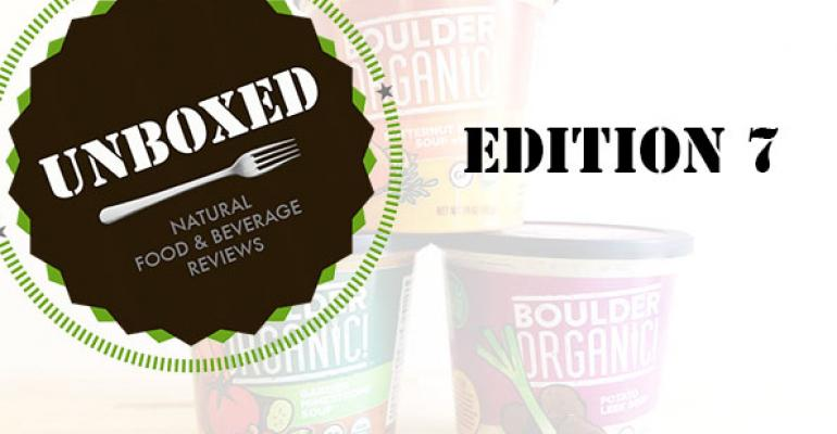 Unboxed: 7 new soups, snacks, mixes and more