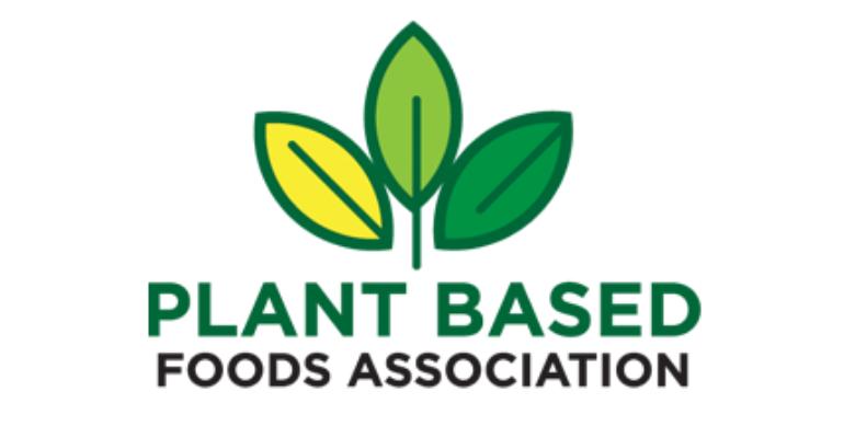 plant based food association logo