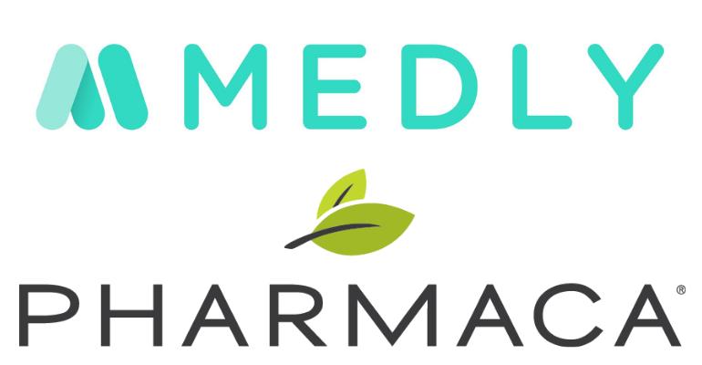 medly pharmaca logos
