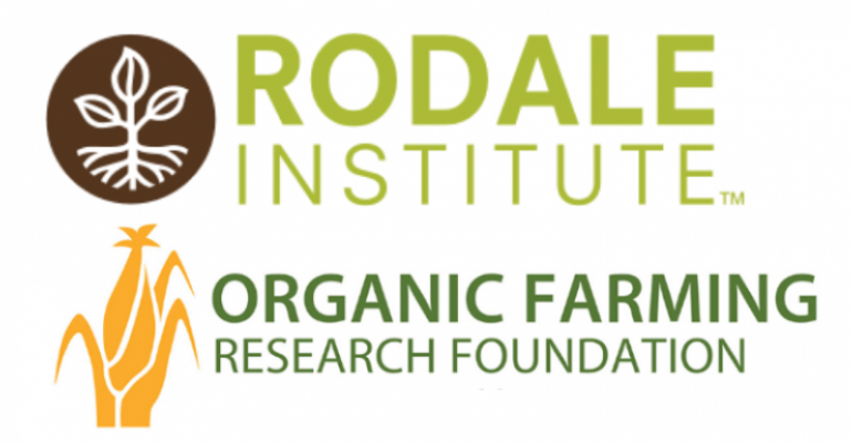 Spark Your Day Meetup with Organic Farming Research Foundation and Rodale Institute