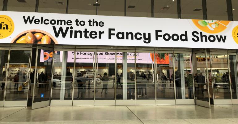 Winter Fancy Food Show Trends