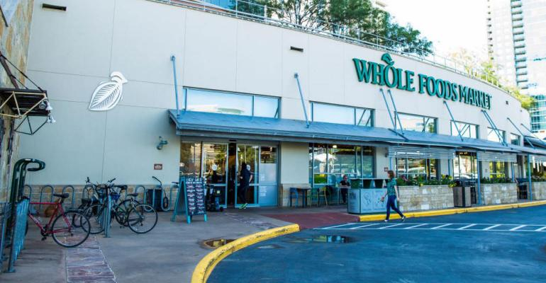 Whole Foods Market's flagship store in Austin, Texas