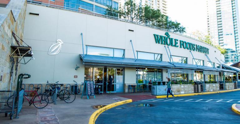 Whole Foods acquisition