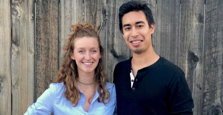 Yai's Thai founders Sarah Hughes and Leland Copenhagen