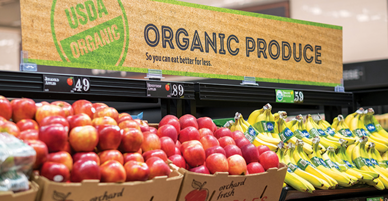 Aldi focuses on fresh and organic in expanding product selection