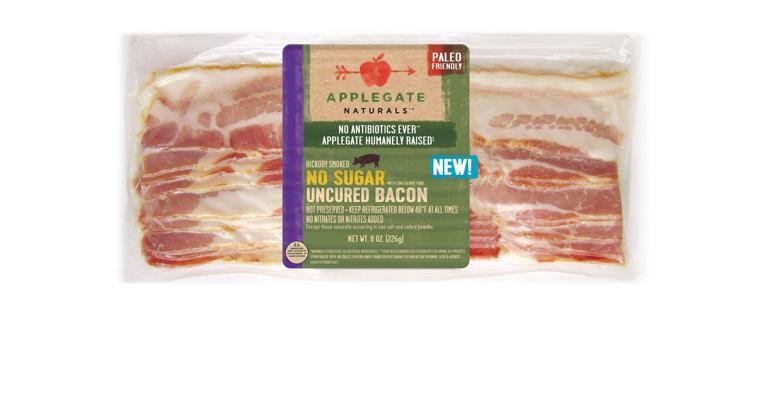 sugar-free bacon