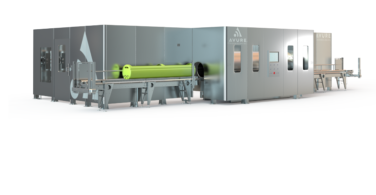 high-pressure pasteurization machinery