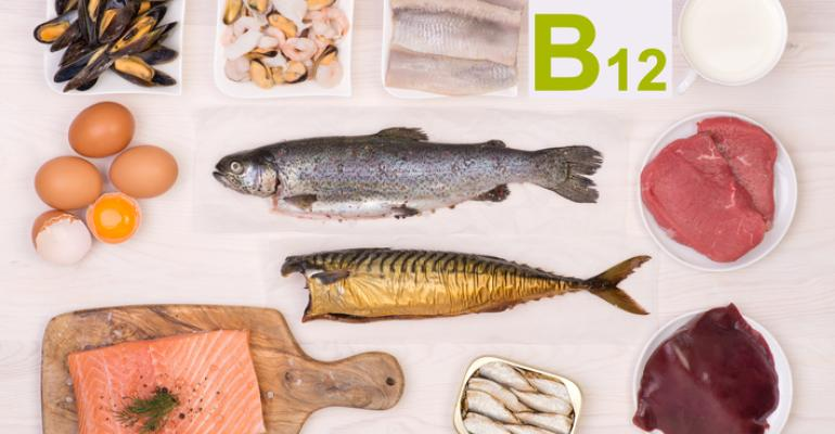 foods high in vitamin B12