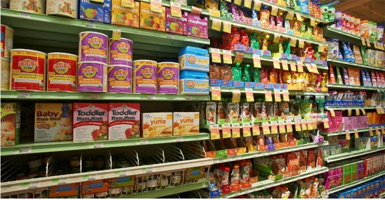 baby food contamination