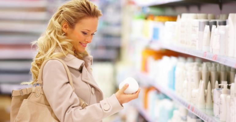 natural beauty shopper