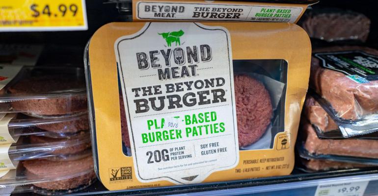 Beyond Burger at Whole Foods Market