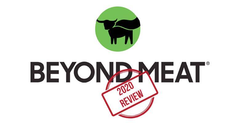 Beyond Meat's topsy-turvy 2020